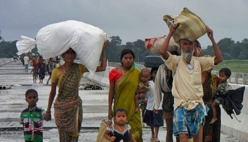 Twenty-one Bangladeshi Migrants Deported To Their Country