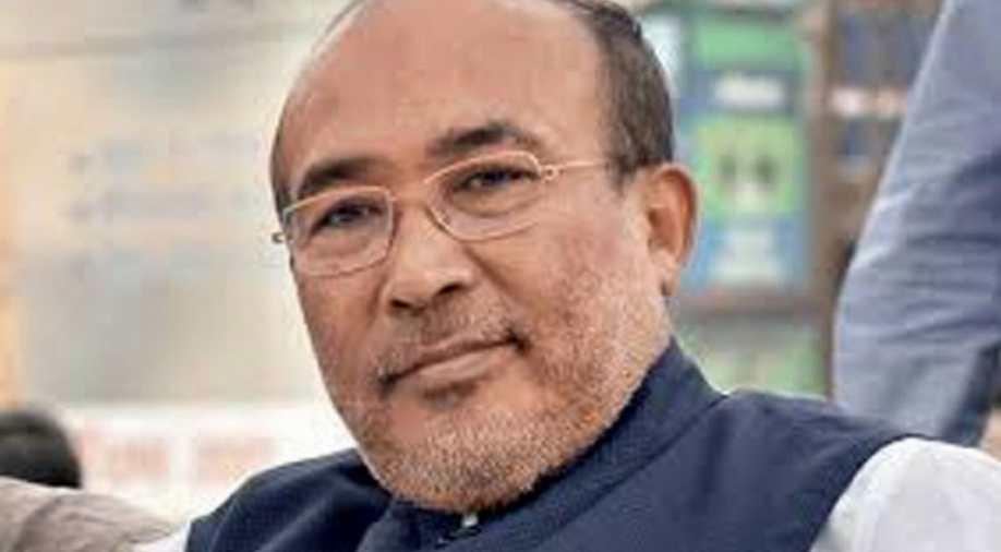 Manipur Chief Minister N Biren Singh Jumps Queue To Vote