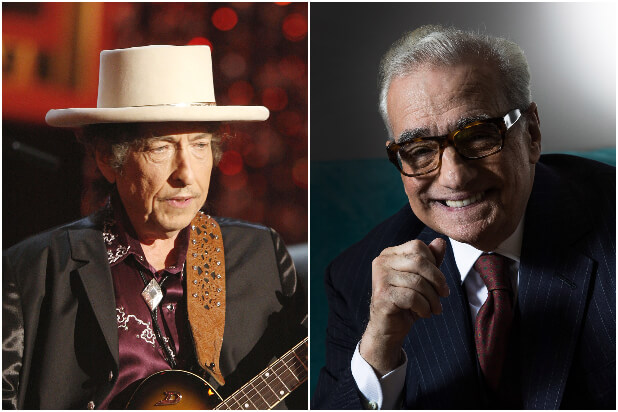 Bob Dylan And Martin Scorsese Reunite