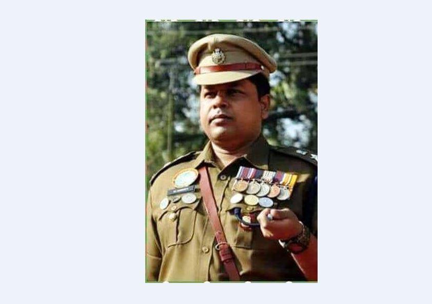 Mugdhajyoti Dev Mahanta new SP of Cachar
