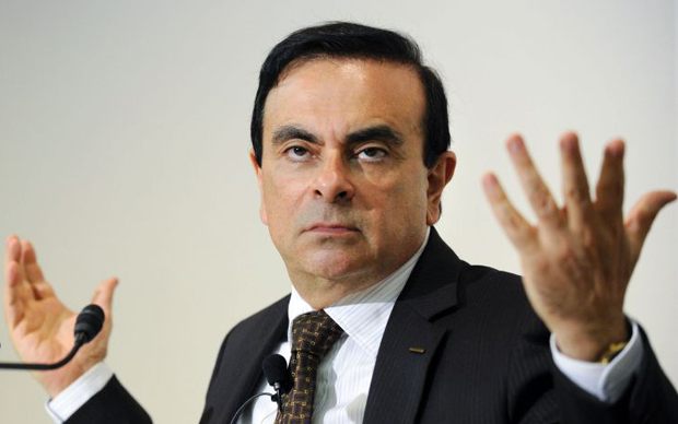 Ghosn interrogation stopped after falling sick