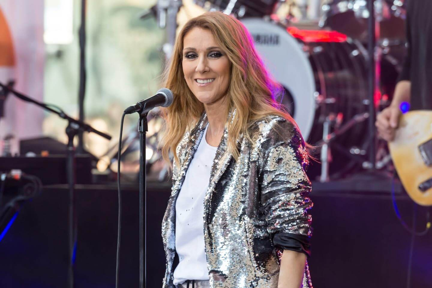 Canadian Singer Celine Dion Biopic In Works