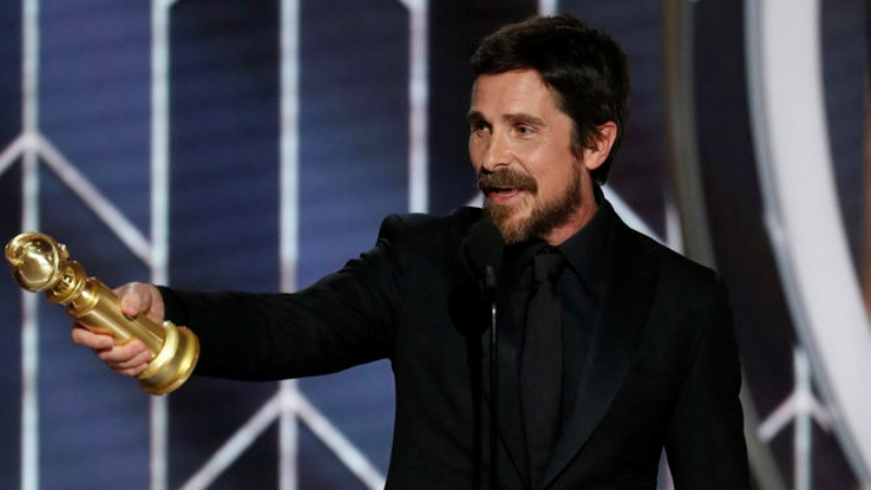 I like Chaos, Says Academy Award-Winning Actor Christan Bale