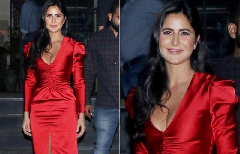 Red Dress Is Never Out Of Style, Deepika Padukone, Katrina Kaif, Malaika Arora Proves That Once Again