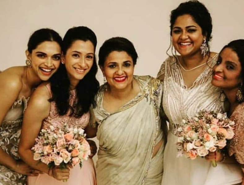 Deepika Padukone Proves To Be A Stunner While She Attends Friends Wedding With Sister Anisha Padukone
