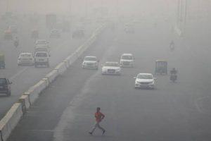 Air quality severe