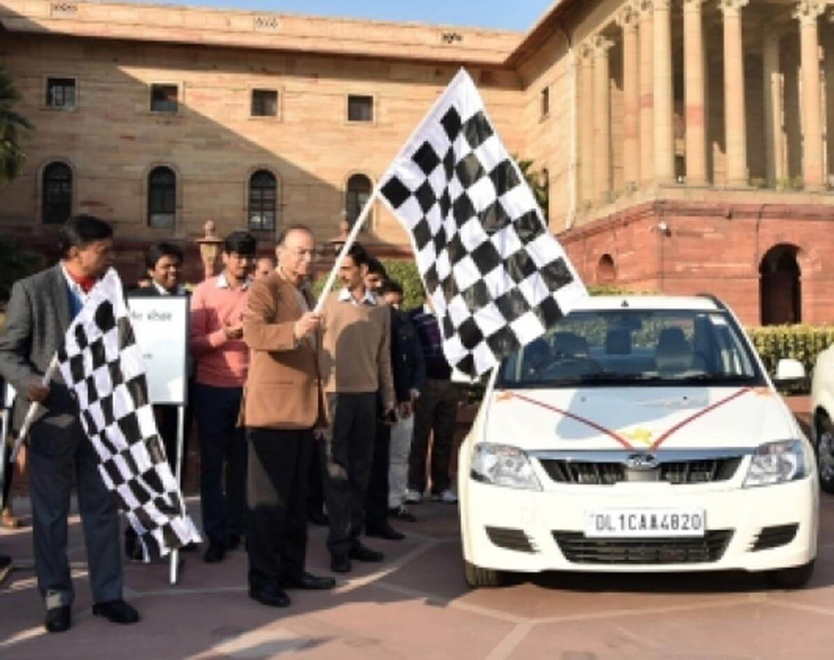 Finance Ministry adopts  e-mobility to cut costs, pollution