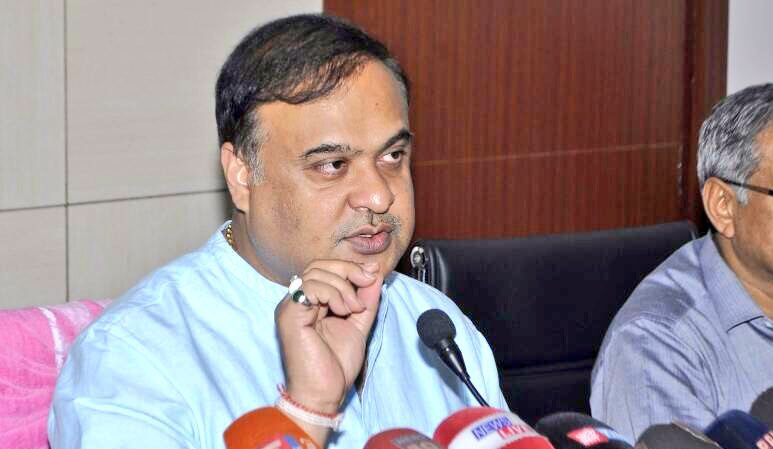 BJPs Himanta Biswa Sarma welcomes Centres decision to grant ST status to six communities of Assam