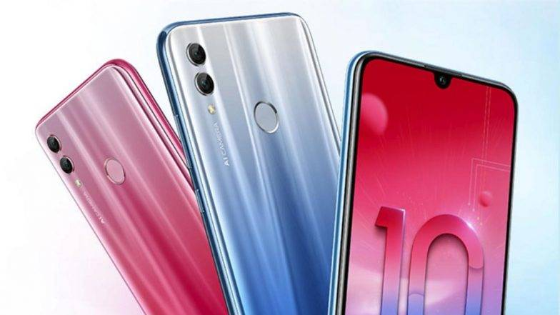 Honor 10 Lite with dewdrop notch to launch in mid-Jan