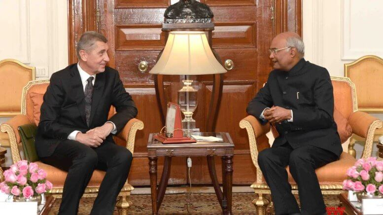 'Immense opportunities for Czech and India co-operation'