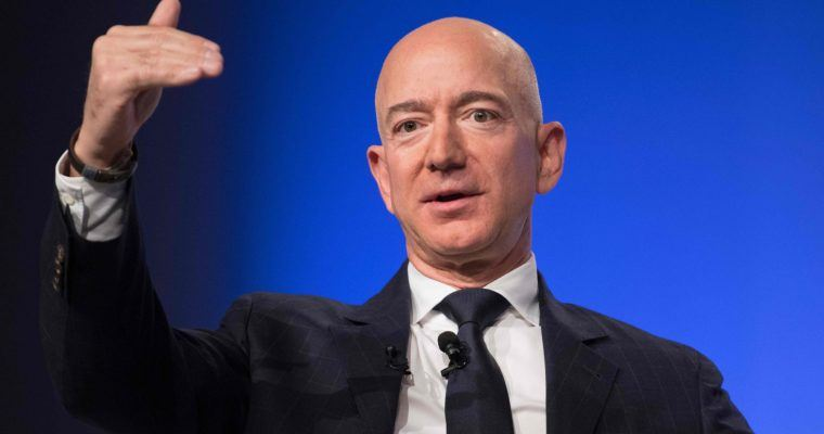 Space Exploration Critical For Our Survival: Jeff Bezos