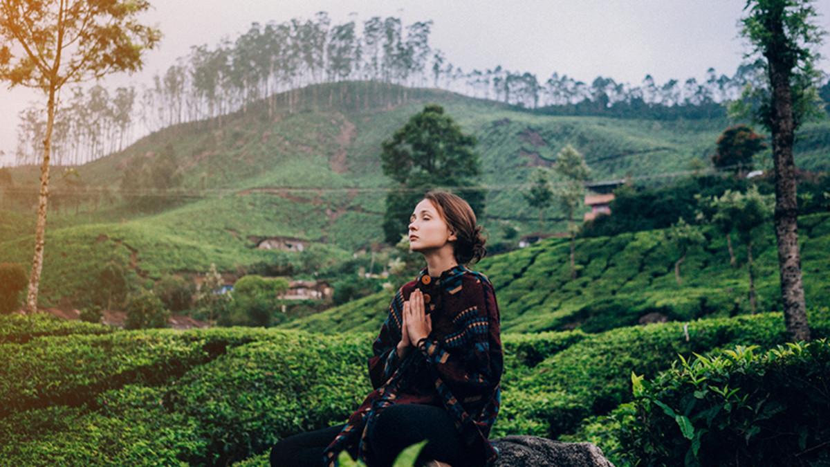 Feeling Meditative