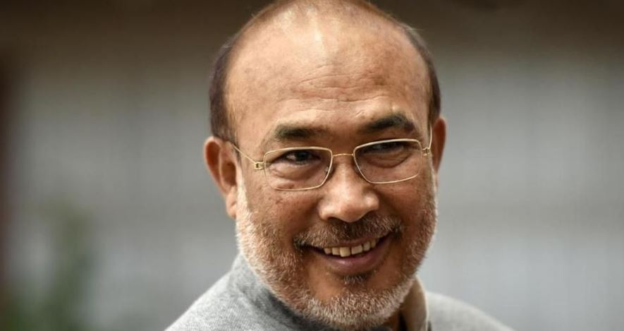 Manipur CM N. Biren Singh To Hold All-Party Meeting