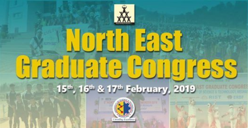 Sixth North East Graduate Congress (NEGC) To Start From February 15