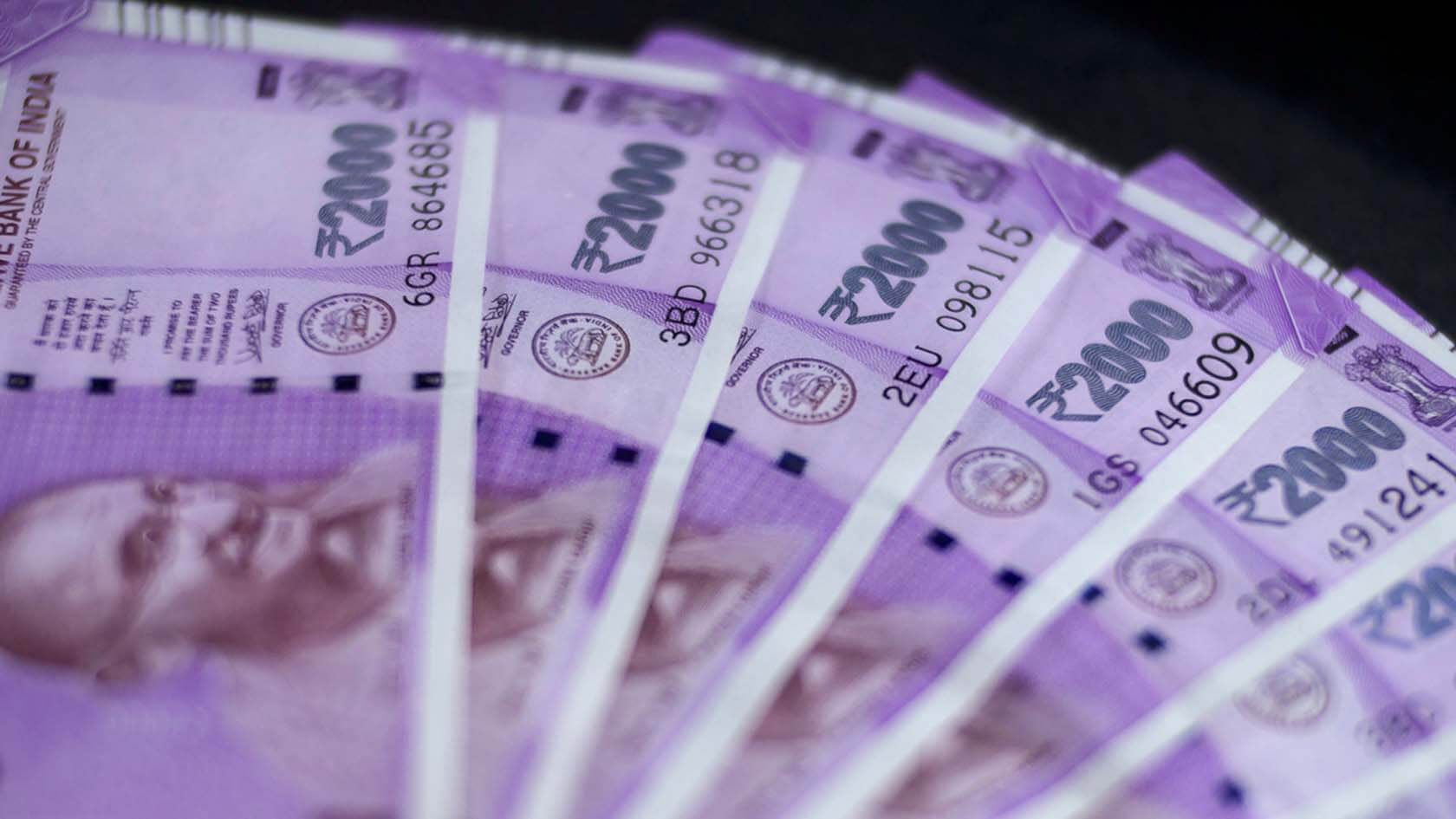 No decision on phasing out Rs 2,000 note: Top official