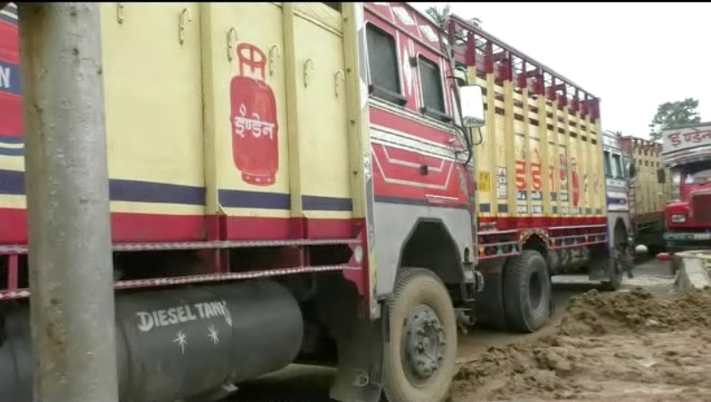LPG Truck Services Ceased By North East Packed Transporter