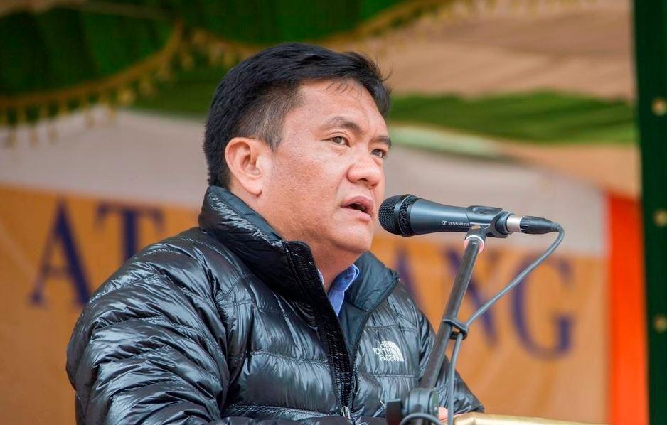Arunachal CM Pema Khandu Promises Turning Tuting to a Tourist Hub