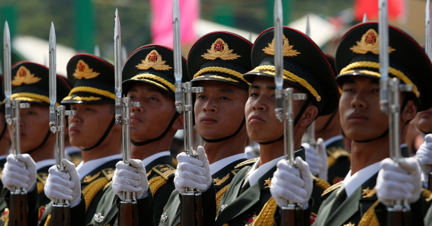 'More Chinese military bases abroad possible'
