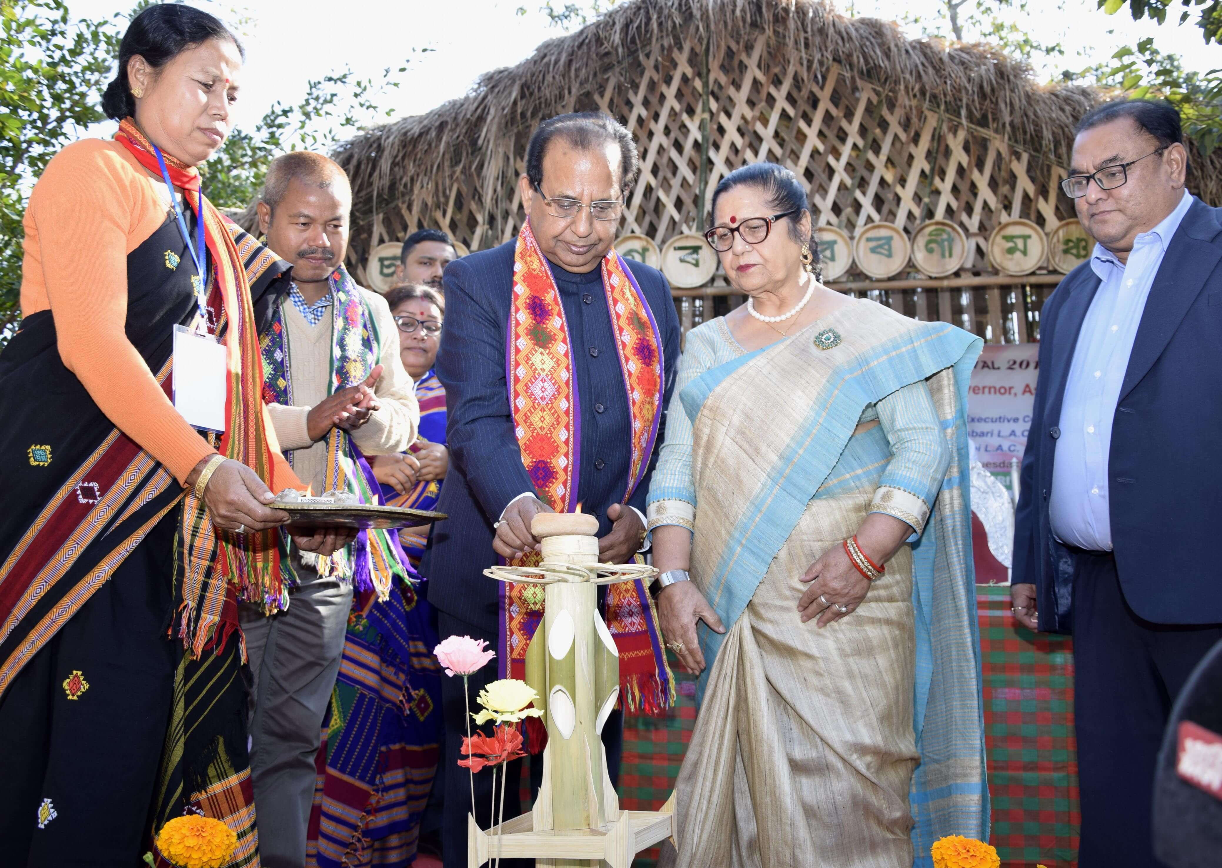 Chandubi Festival is a symbol of unity: Governor Prof Jagdish Mukhi