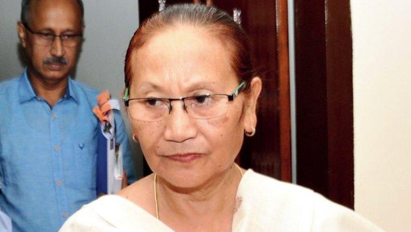 State Social Welfare Minister Pramila Rani Brahma visits shelter homes at Morigaon