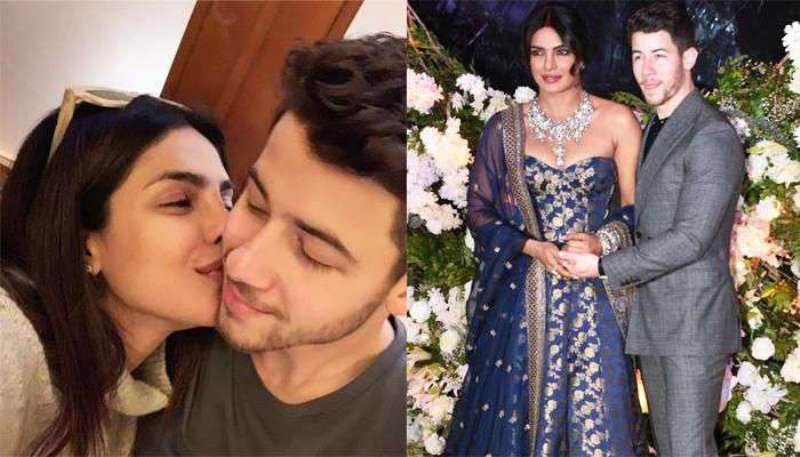 See Pics: Priyanka Chopra And Nick Jonas Welcome New Year With A Kiss In Switzerland