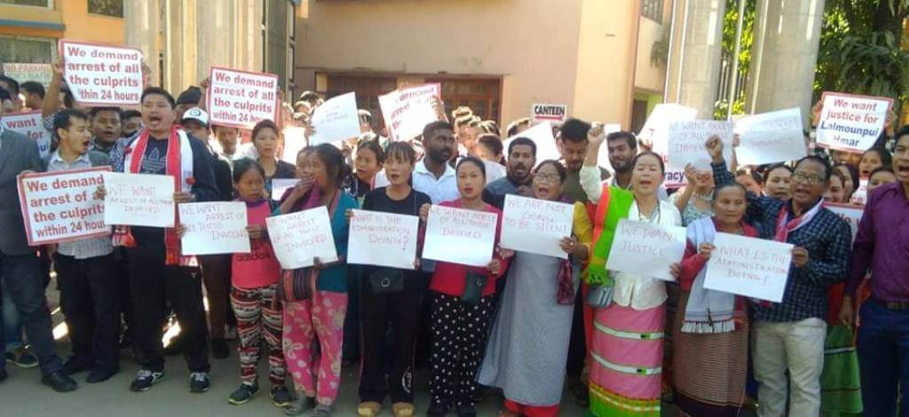 Voice raised for arresting culprits for assaulting tribal women in Silchar