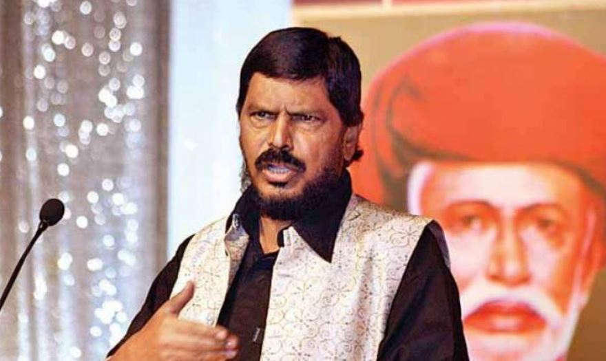 Union Minister Ramdas Athawale to Visit Shillong on August 28