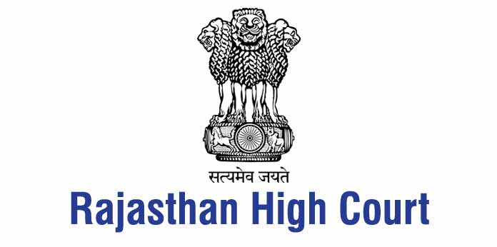 Rajasthan High Court Jobs 2019 For Legal Researcher Vacancy for LLB, LLM