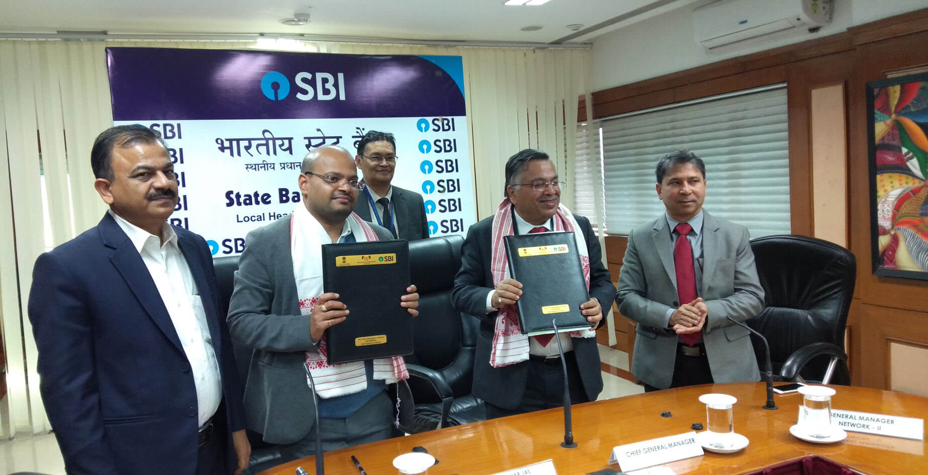 SBI signs MoU with Transport department
