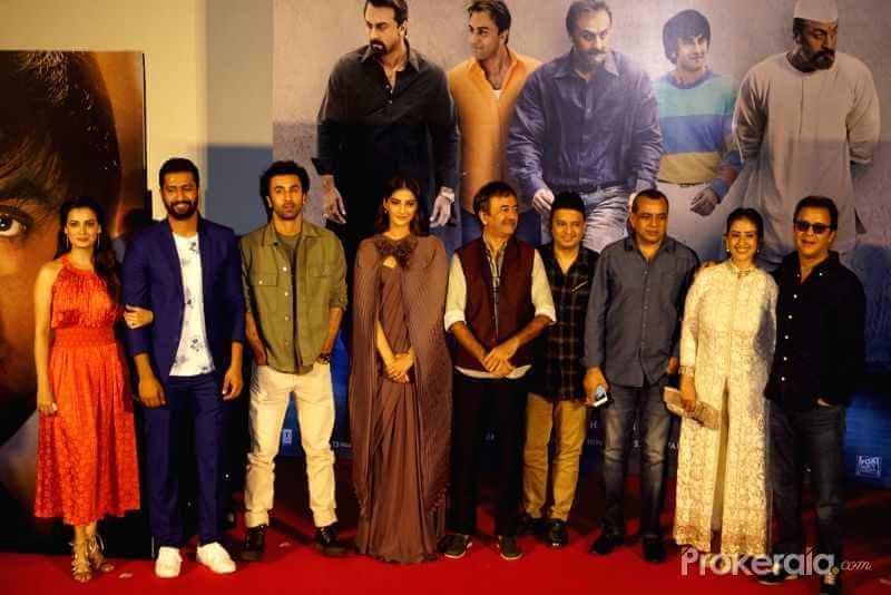 Sanju Vying For Top Awards At Asian Film Awards