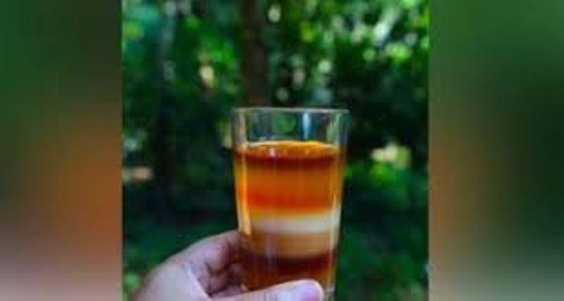Seven-Colour Tea A Hot Attraction In Bangladesh Capital Dhaka