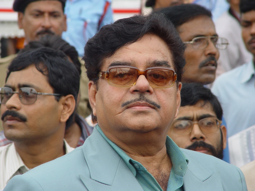 Shatrughan Sinha Says BJP Will Be Washed Out In Hindi