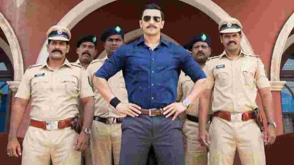 Simmba Collects Rs 350 Crore Globally in 16 Days