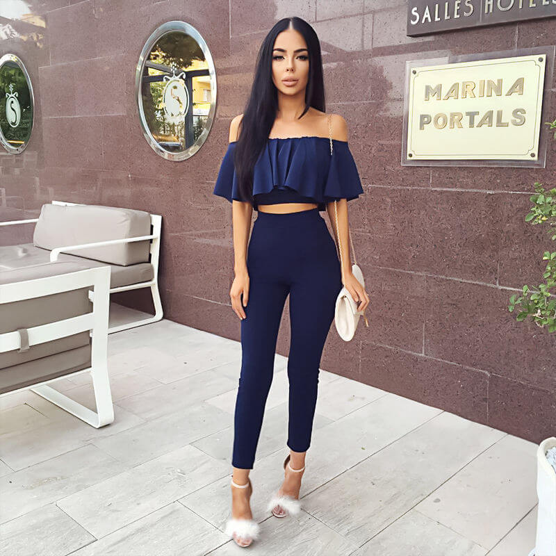Top heavy? Still Rock In Off-Shoulder, Low-Back Outfits