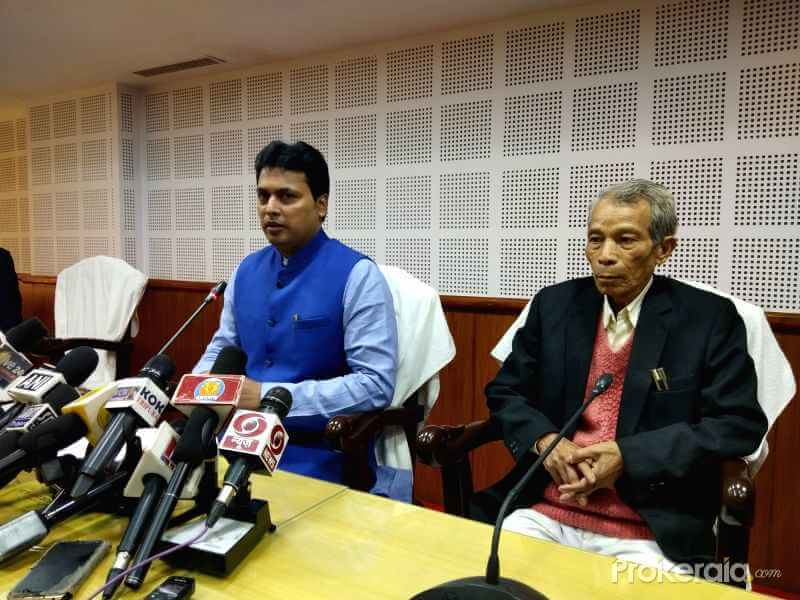 Tripura Orders Magisterial Probe Into Police Firing on Tribal Youths