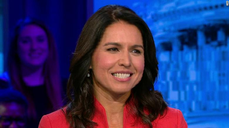 First Hindu in US Congress Tulsi Gabbard to run for President
