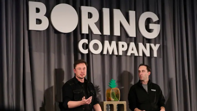 Elon Musk's Boring Company lays off 5 employees