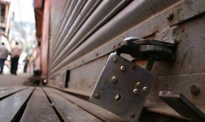 Life cripples in Tripura after call for shutdown against CAB