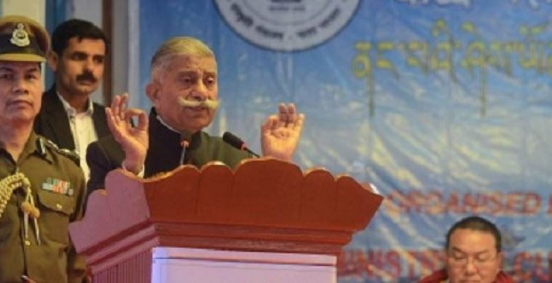Arunachal Governor calls for positive movement to promote enterprises