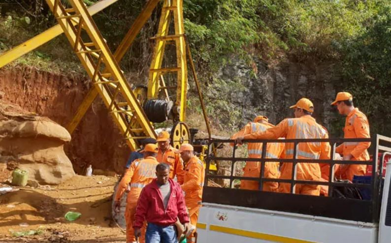 Rescue operationsresume in Shillong