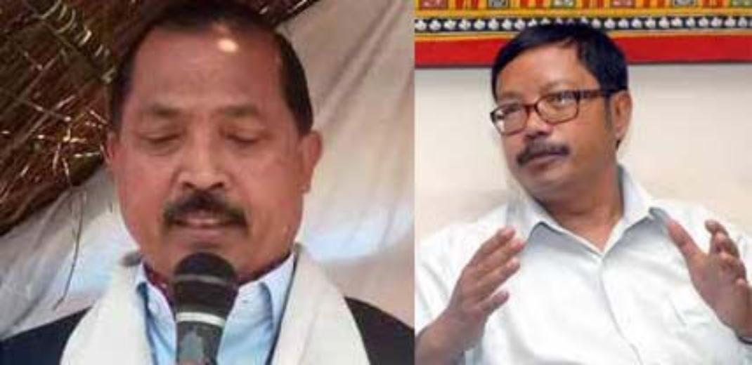 Shillong Congress MP Vincent H Pala hits out at Donkupar