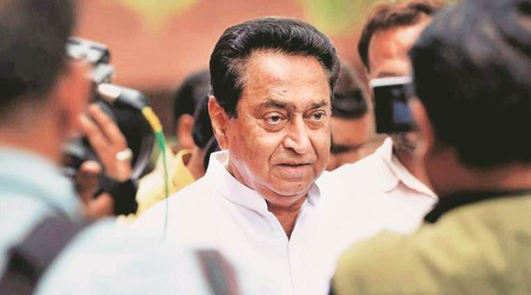 Sonia Gandhi meets Kamal Nath, voices concern over infighting