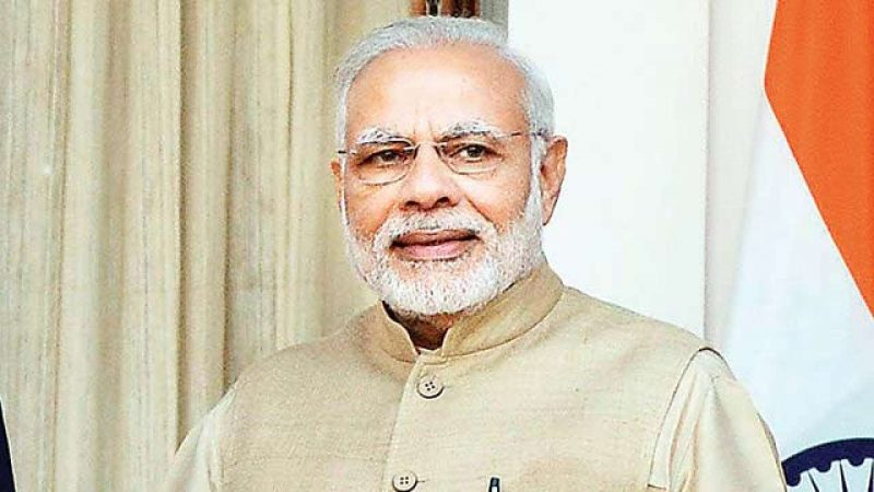 Prime Minister Narendra Modi Flays Opposition For Questioning EVMs