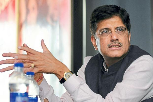 Directive on replacement of coaches by Railway Minister Piyush Goyal