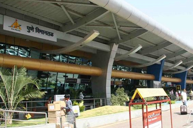 Passengers carrying cartridges caught from Pune International Airport