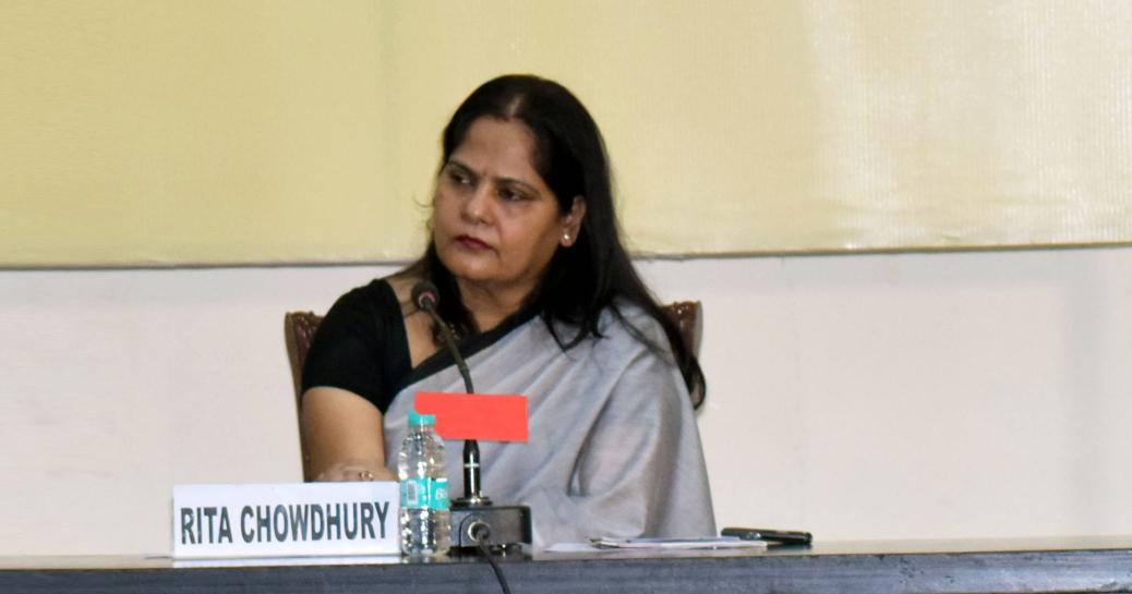 Rita Chowdhury quits as NBT Director