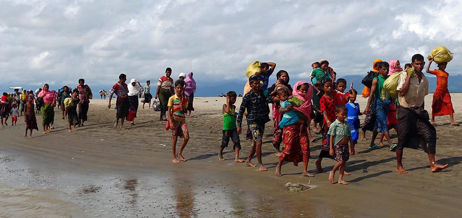 More Rohingyas Held in the Tripura-Assam Border