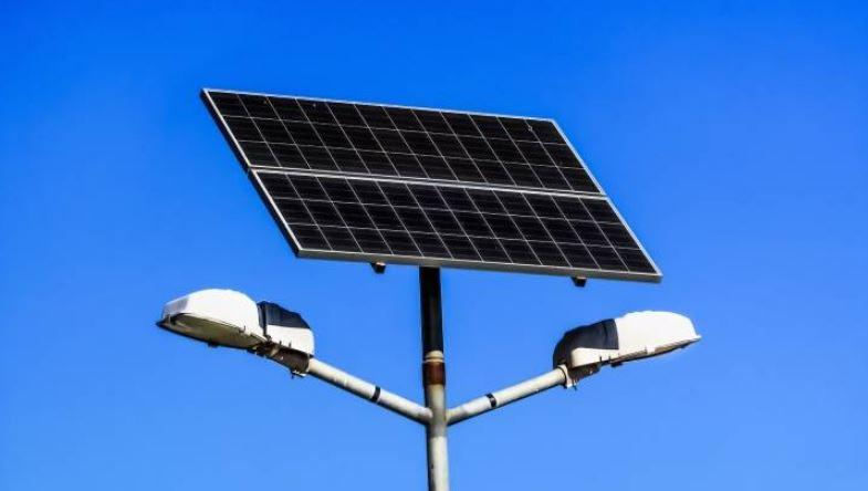 Solar lights distributed in Arunachal