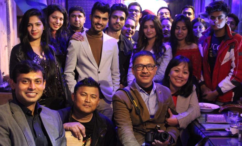 Soma Laishram enthrals fans in Delhi
