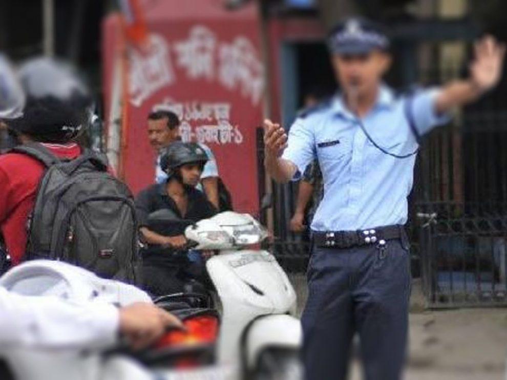 Shillong Traffic Police